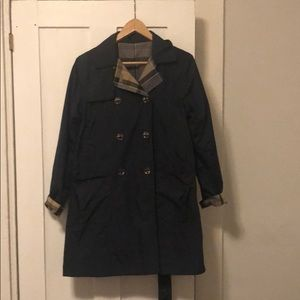 Barbour Jackets & Coats - Barbour reversible raincoat